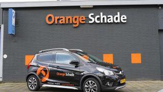 Orange Schade Hoogvliet