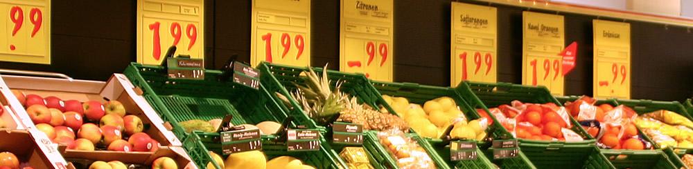 Supermarkten in Nederland slider